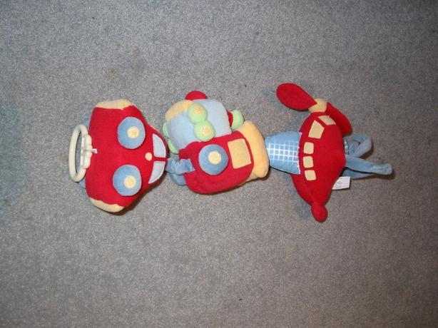 Plush Musical Toy