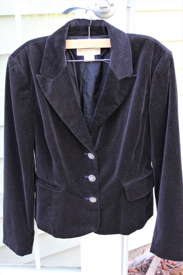 Michael Kors designer blazer