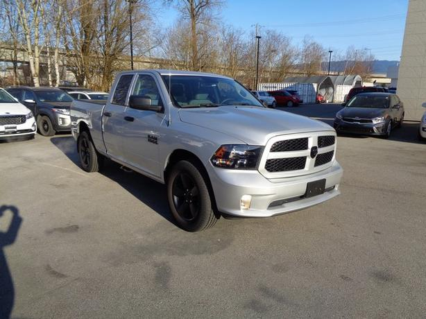 2018 Dodge RAM 1500 ST**20 inch Black Wheel**BU Cam**4x4