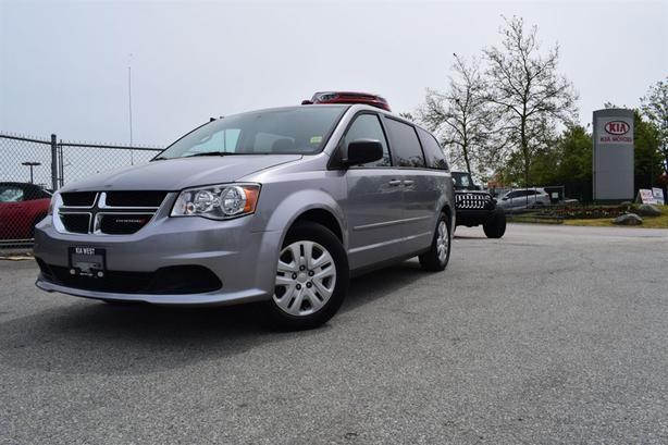 2013 Dodge Grand Caravan SE AC/AUTO/PL/PW/CC/ABS