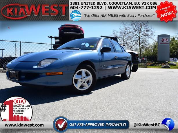 1998 Pontiac Sunfire SE 2.4L
