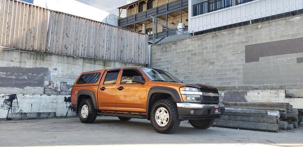 * 2005 Chevrolet Colorado Z71 4WD - 4 DOOR - AUTO