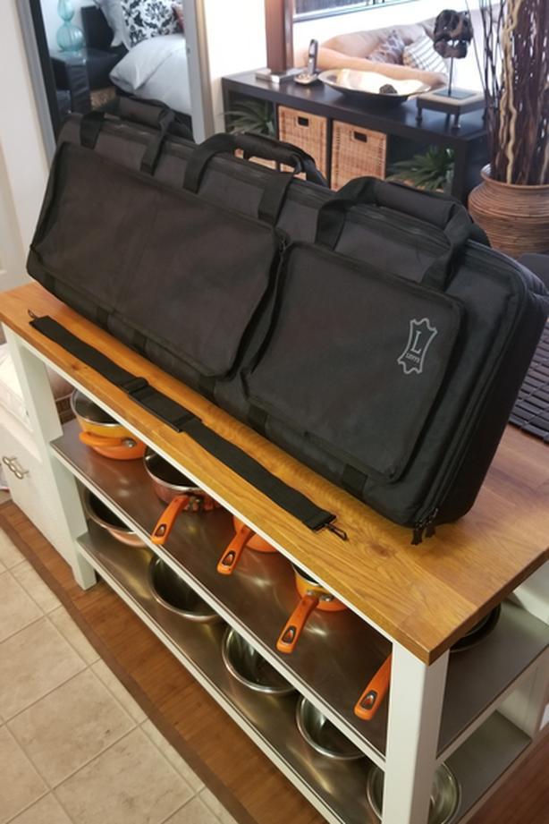 *NEW* LEVY'S CMK02 Polyester Keyboard Bag.