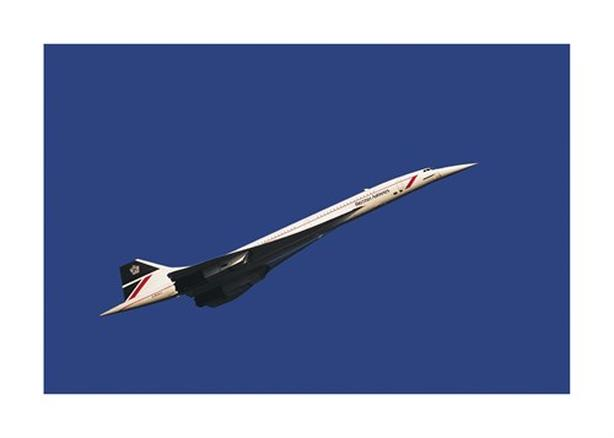 Concorde 1976 - 2003 by Mark Wagner