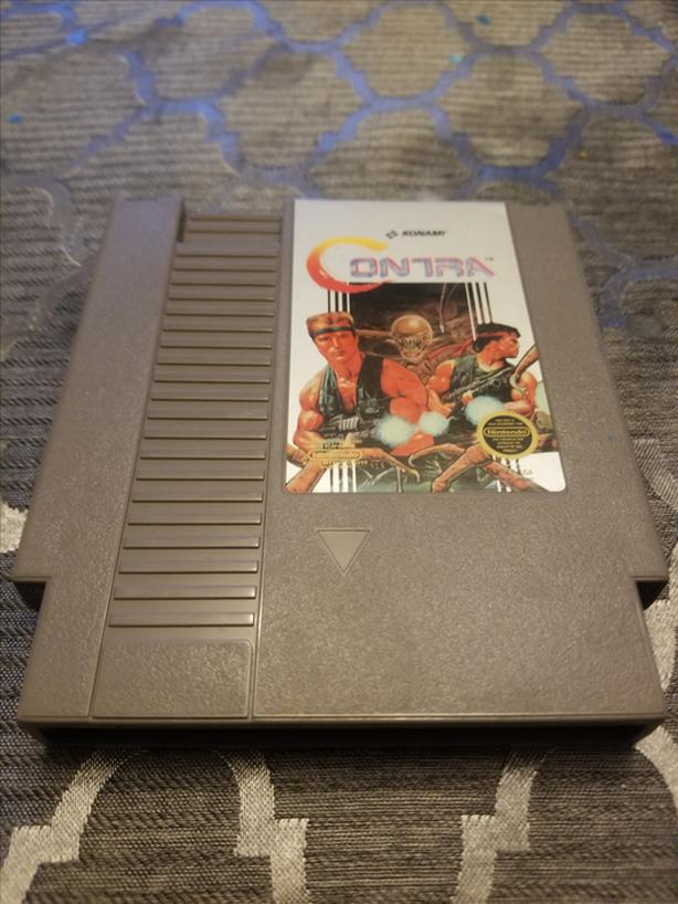 FOR-TRADE: Contra for NES
