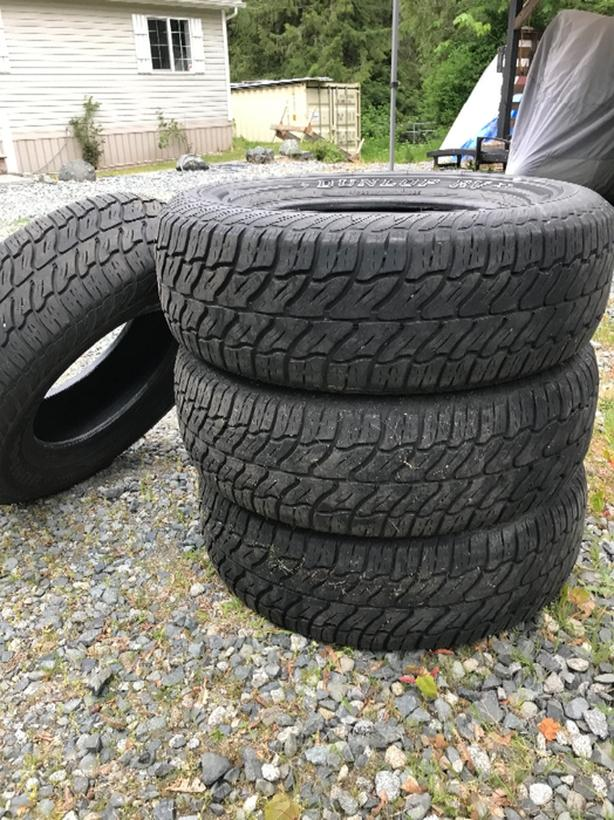 Used Tires Oshawa >> 60 Used Tires For Suv