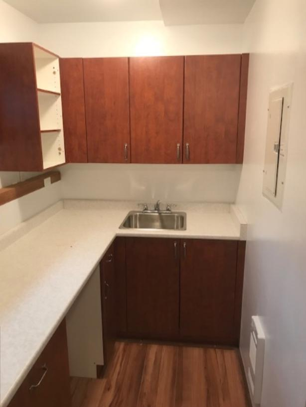 Suite Kitchen Cabinets And Countertop And Sink Saanich Victoria