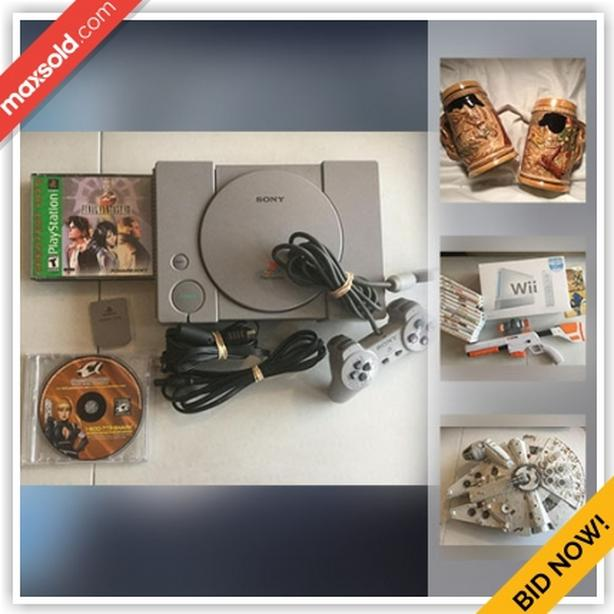 Napanee Downsizing Online Auction - Dairy Avenue