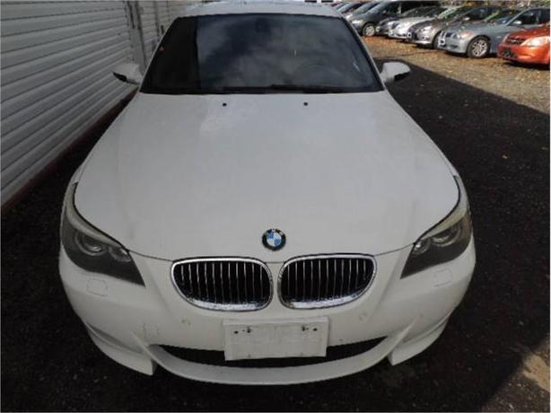 2006 BMW M5 3YEAR ALMOST BUMPER TO BUMPER WARRANTY I