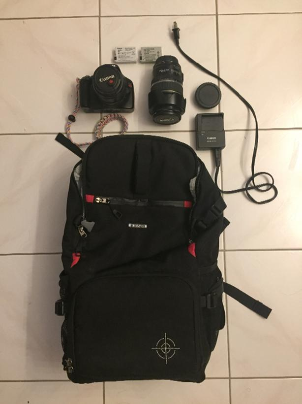 CANON T2I PACKAGE