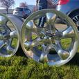 American Eagle Alloy Rims in excelent condition $295