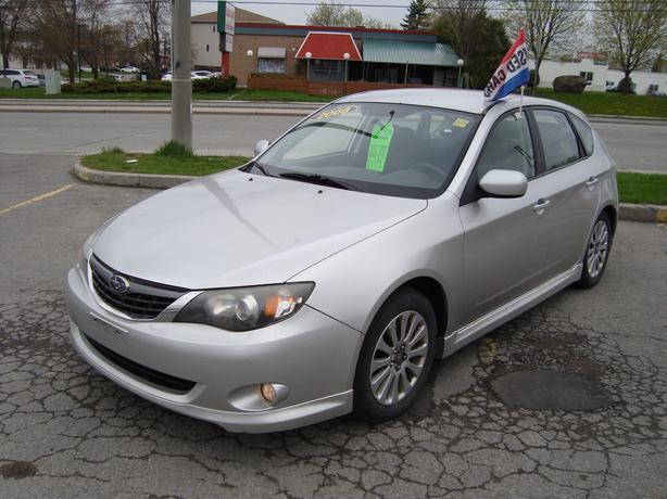2008 Subaru Impreza ***Extra Rims & Tires***