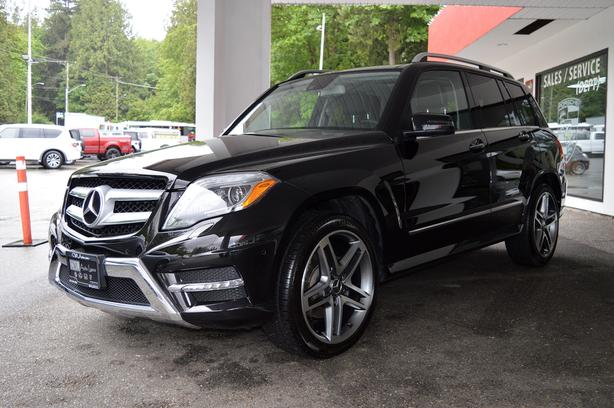2013 Mercedes-Benz GLK-Class GLK 350 4MATIC - *LOADED* ONLY 33K