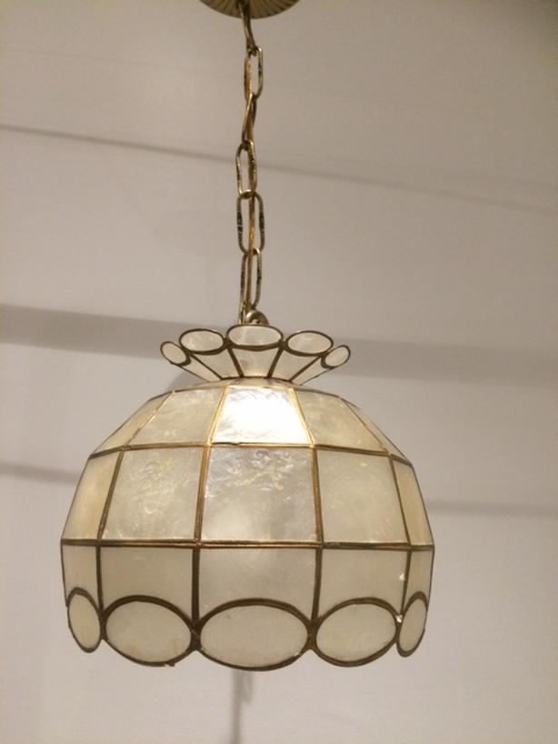 Hanging Light / Luminaire suspendu