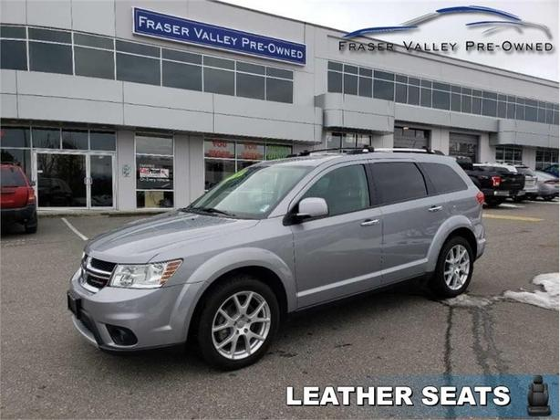 2015 Dodge Journey R/T  - Leather Seats -  Bluetooth - $140.16 B/W