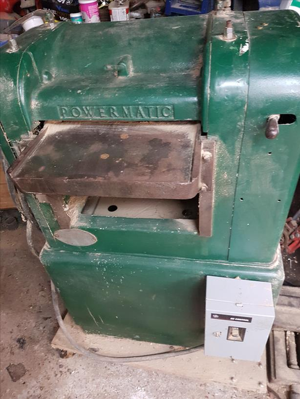 Powermatic  Model 100 12 inch Thickness Planer