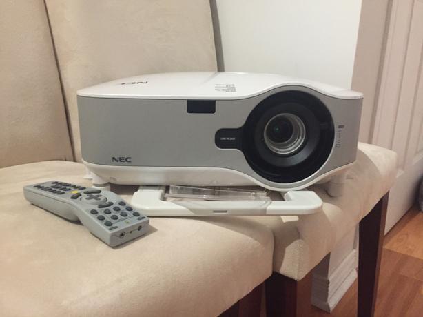 NEC NP2000 projector