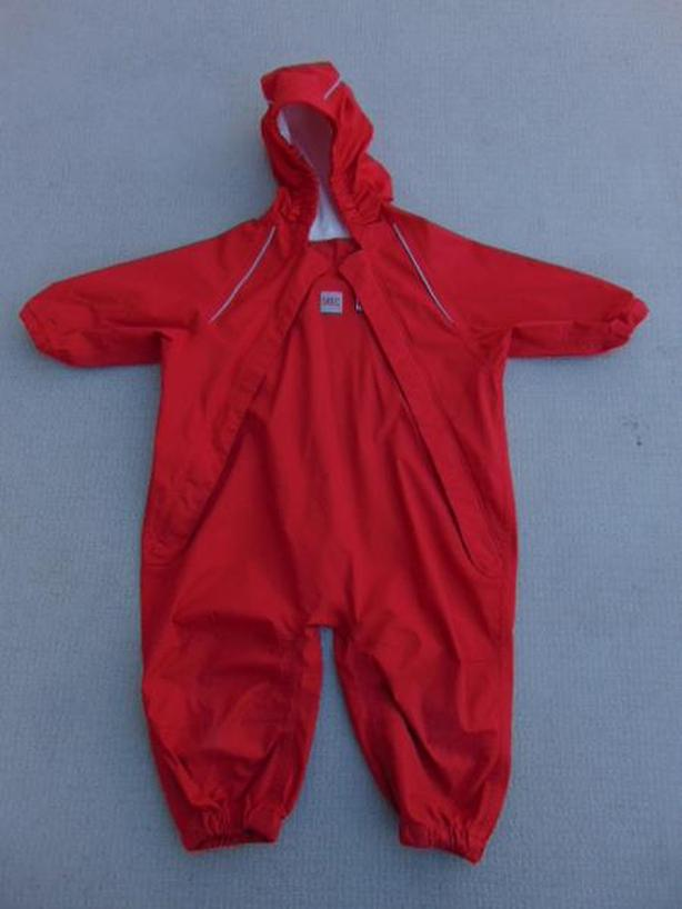 Rain Suit Size 12 Month Muddy Buddy MEC Mountain Co Op