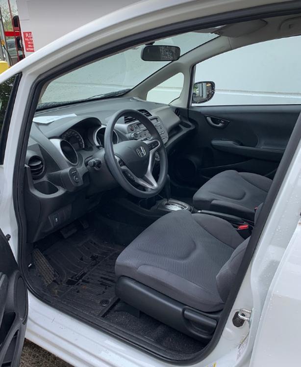 2014 Honda Fit LX