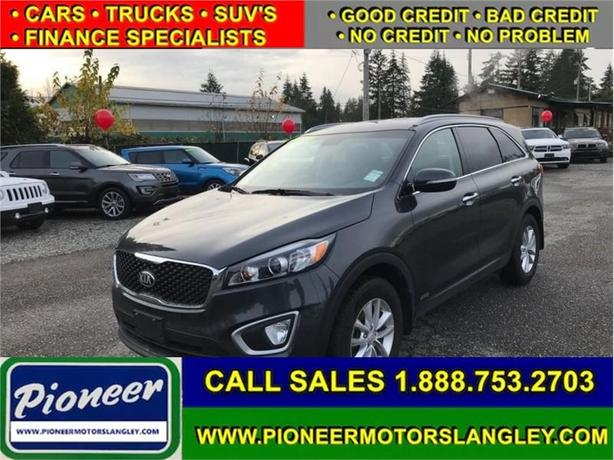 2018 Kia Sorento LX  - Heated Seats -  Bluetooth - $188.49 B/W
