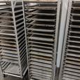 Duke Convection Oven and Bun Pan Racks, Bun Pans
