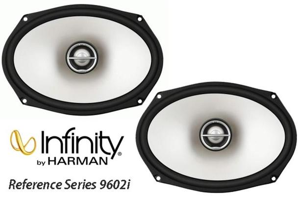 "Infinity Reference 6""x9"" Speakers"
