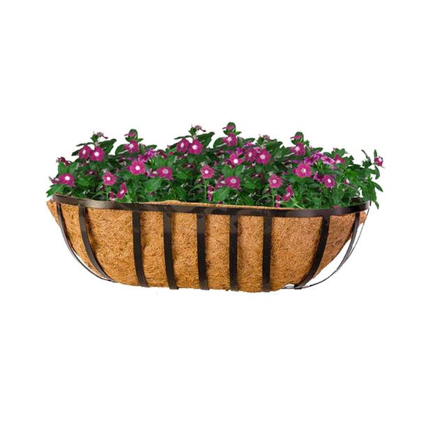 NEW Window & Deck planter with coco liner