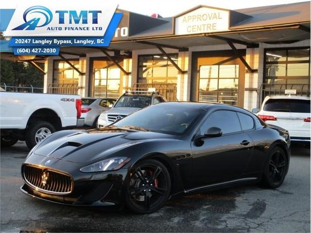 2015 Maserati GranTurismo MC  - Low Mileage