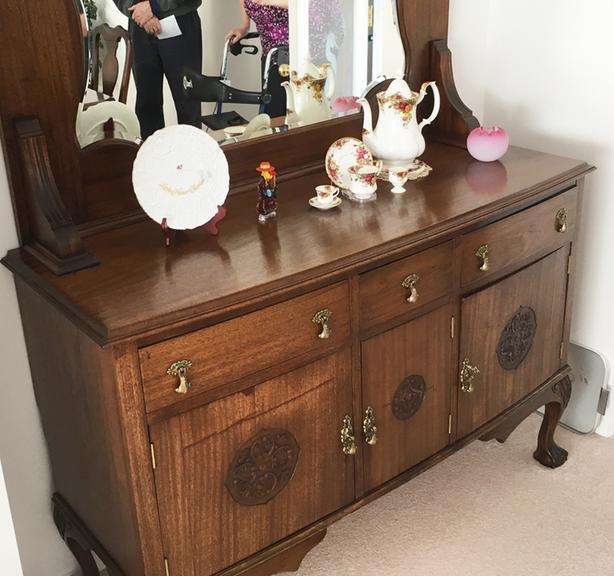 Antique Oak, Teak, Mahogany, Bateman, RA China