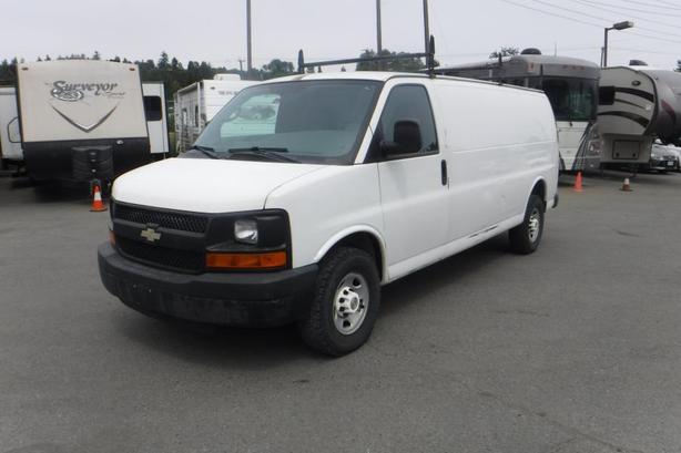 2007 Chevrolet Express 2500 Extended Cargo Van