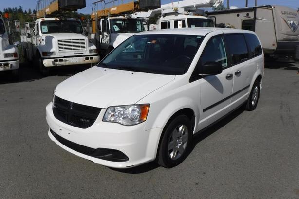 2013 Dodge Grand Caravan Cargo Van
