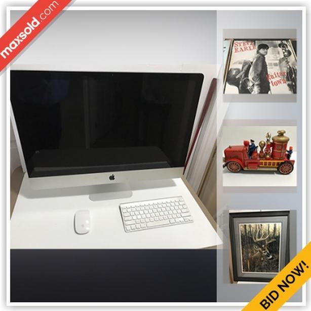 Kingston Reseller Online Auction - Arbour Crescent