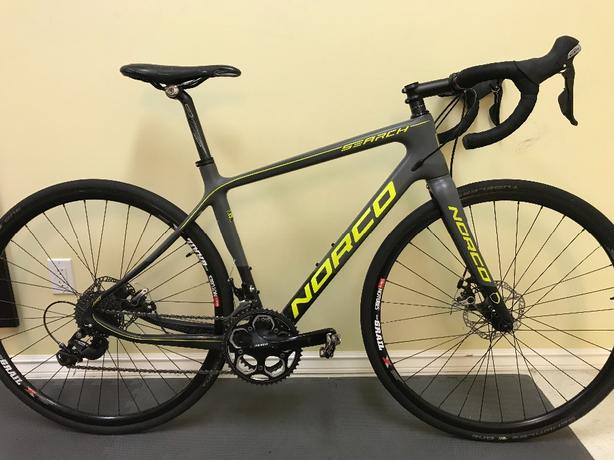 Norco Search Carbon