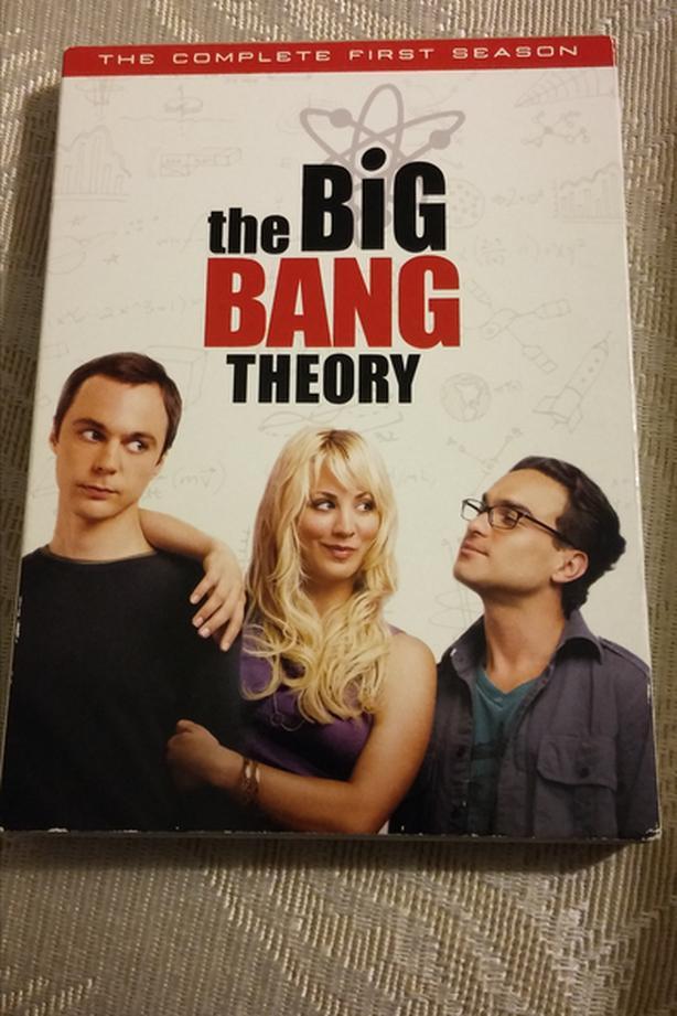 Big Bang - Season 1, excellent condition