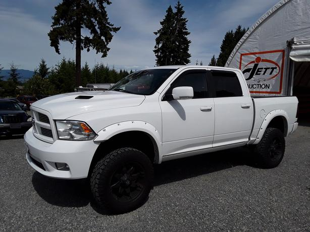 2011 DODGE RAM 1500 CREW CAB *** No Reserve Auction ***