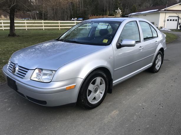 2002 Volkswagen Jetta GLS TDI - Diesel - Auto