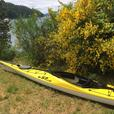 Sea Kayak: SILV Intrepid Low Volume by Stellar Kayaks