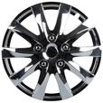 "16"" Shiny Spoked Wheel Covers - New"