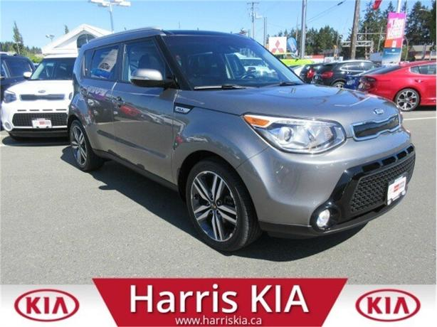 2016 Kia Soul SX Luxury Low Kilometers Navigation