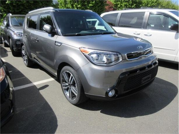 2015 Kia Soul SX Warranty Sunroof Navigation