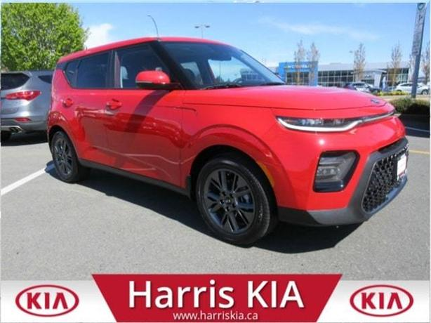 2020 Kia Soul EX+ New Design Top Safety Features