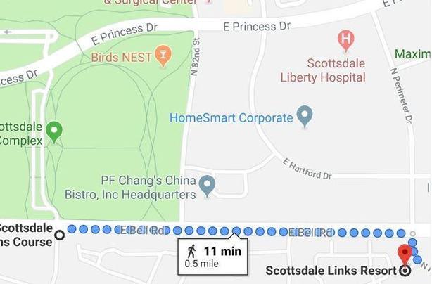 Phoenix - Scottsdale Links Resort