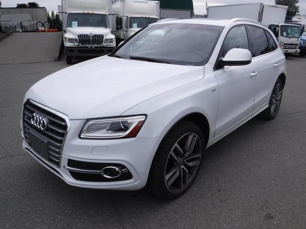 2017 Audi S Q5 Technik Package