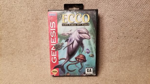 Ecco for Sega Genesis