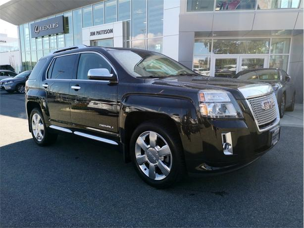 2014 GMC Terrain Denali AWD Local B.C