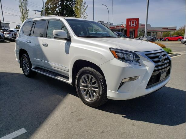 2015 Lexus GX 460 Executive Package 4X4 Low K's No Accidents