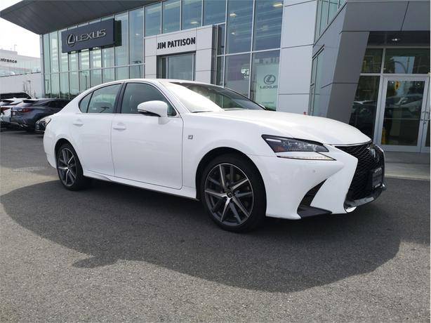 2017 Lexus GS 350 F-Sport Series 2 AWD No Accidents Local Victoria