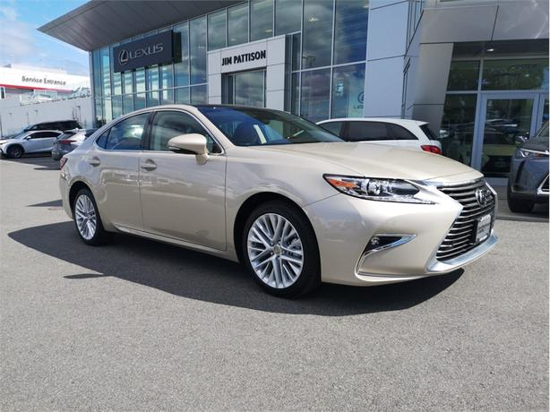 2018 Lexus ES 350 Executive Package Low K's Local To Victoria