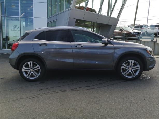 2015 Mercedes-Benz GLA-Class GLA250 4MATIC AWD No Accidents Local B.C.