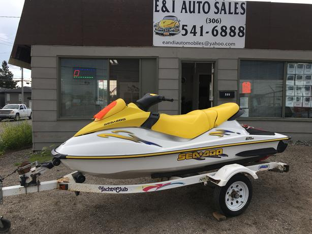 $6,900 · 2005 SEADOO GTI RFI 800 in Excellent Condition